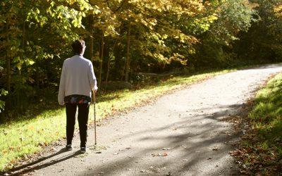 Immediate Steps to Take When an Alzheimer's Patient Starts Wandering